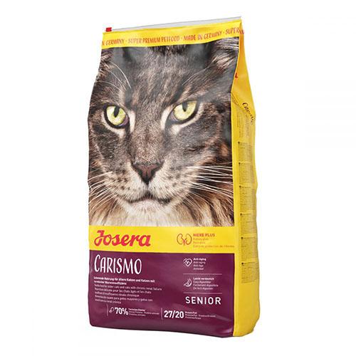 Josera Carismo Senior Йозера Каризмо корм для кошек старше 7 лет с хронической почечной недостаточностью