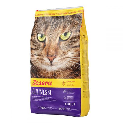 Josera Culinesse - Йозера корм для взрослых кошек с лососем с мясом птицы