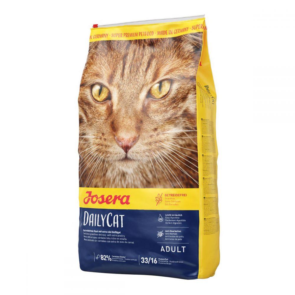 Josera DailyCat - Йозера ДейлиКет беззерновой сухой корм для кошек