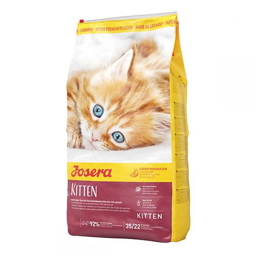 Josera Kitten - Йозера корм для беременных, кормящих кошек и котят с маслом лосося