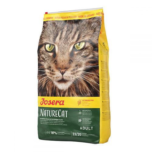 Josera NatureCat - Йозера НейчерКет беззерновой корм для котят и взрослых кошек  для кошек
