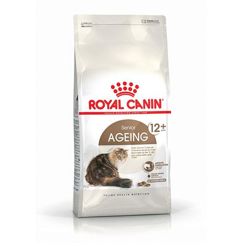 Royal Canin Ageing 12+ - корм Роял Канин для кошек старше 12 лет