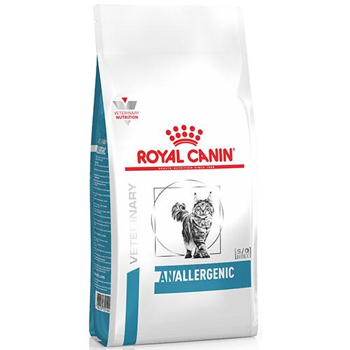 Royal Canin Anallergenic Cat - корм Роял Канин для кошек при пищевой аллергии
