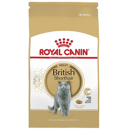 Royal Canin British Shorthair - корм Роял Канин для британских короткошерстных