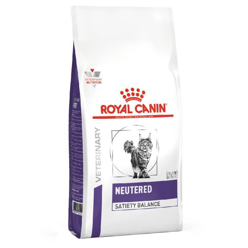 Royal Canin Neutered Satiety Balance - корм Роял Канин для молодых стерилизованых кошек и котов до 7 лет