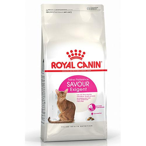 Royal Canin Exigent Savour - корм Роял Канин для привередливых ко вкусу кошек