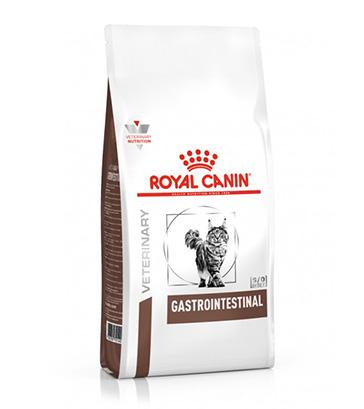 Royal Canin Gastro Intestinal Cat - корм Роял Канин при нарушениях пищеварения