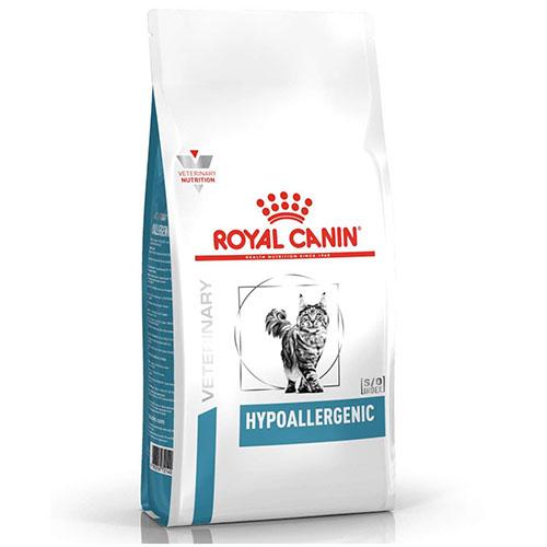 Royal Canin Hypoallergenic Cat - корм для кошек Роял Канин при непереносимости кормовых продуктов