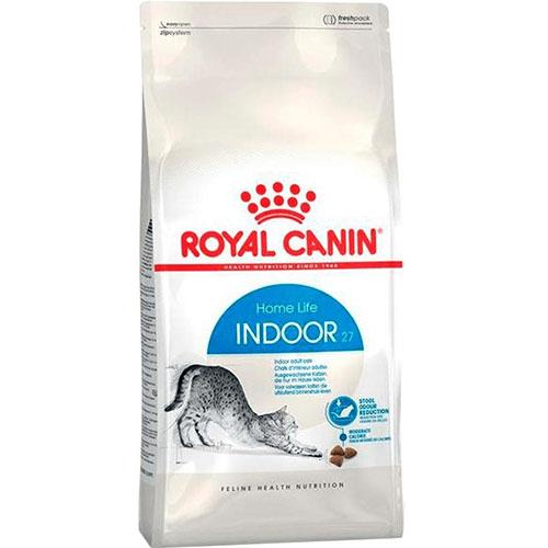 Royal Canin Indoor 27 - корм Роял Канин для домашних кошек