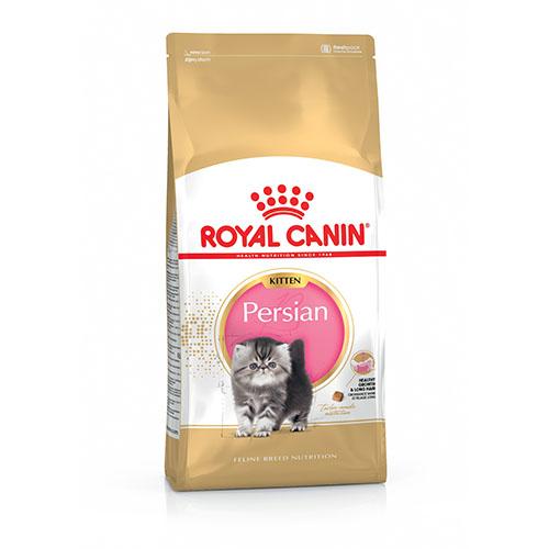Royal Canin Persian Kitten - корм Роял Канин для персидских котят в возрасте от 4 до 12 месяцев