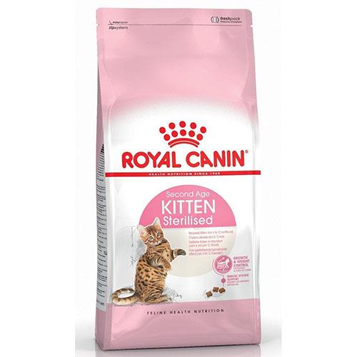 Royal Canin Kitten Sterilised - корм Роял Канин для стерилизованных котят