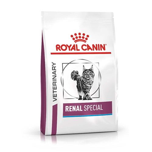 Royal Canin Renal Feline Special Cat - корм Роял Канин при почечной недостаточности