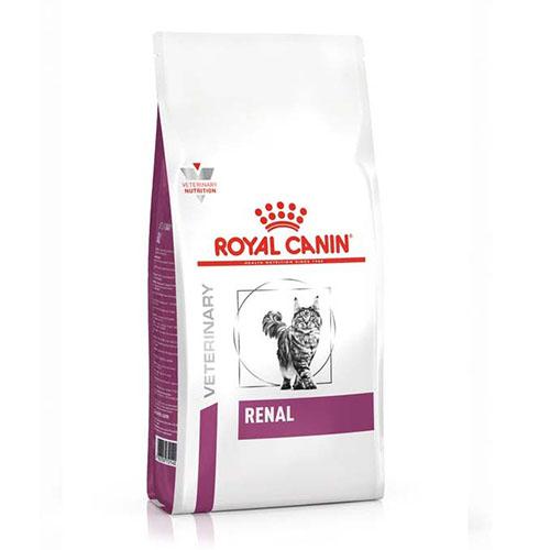 Royal Canin Renal Feline Cat - корм Роял Канин для лечения почечной недостаточности