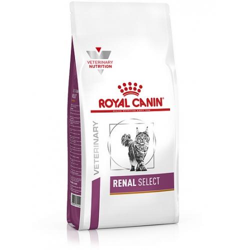 Royal Canin Renal Feline Select Cat - корм Роял Канин при почечной недостаточности