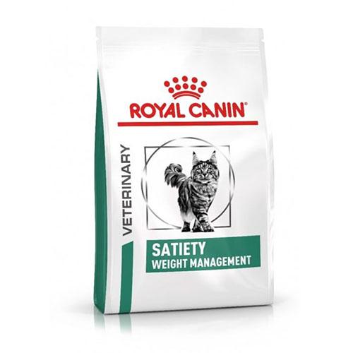 Royal Canin Satiety Weight Management Feline - корм Роял Канин для кошек c избыточным весом