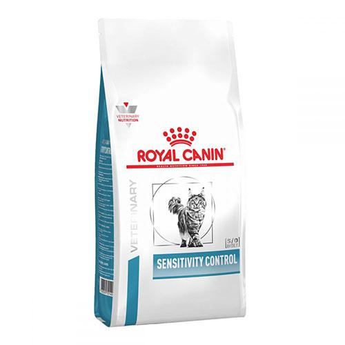 Royal Canin Sensitivity Control Cat - корм Роял Канин при аллергиях
