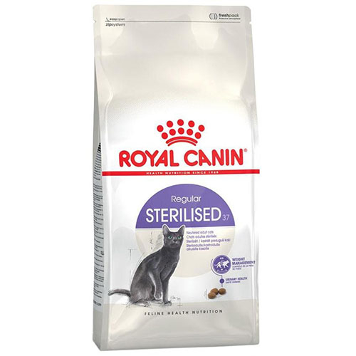 Royal Canin Sterilised 37 Cat Regular - корм Роял Канин для стерилизованных кошек