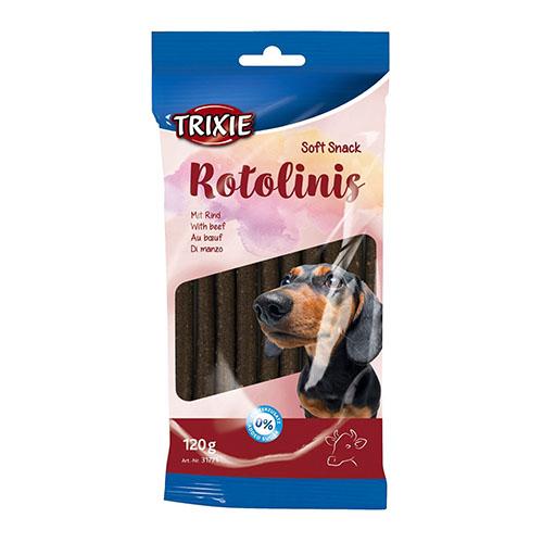 Trixie Soft Snack Rotolinis Лакомства для собак палочки с говядиной