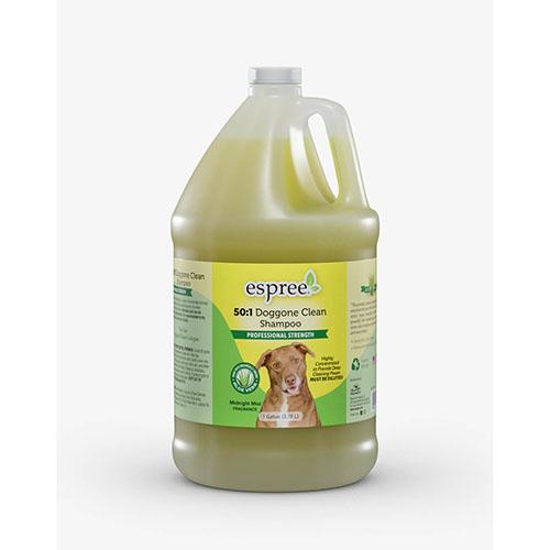 ESPREE (Эспри) Doggone Clean Shampoo 1:50 - Шампунь для использования профессиональными грумерами