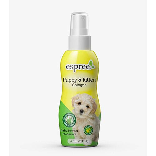 ESPREE (Эспри) Puppy and Kitten Cologne - одеколон с ароматом детской присыпки для щенков и котят