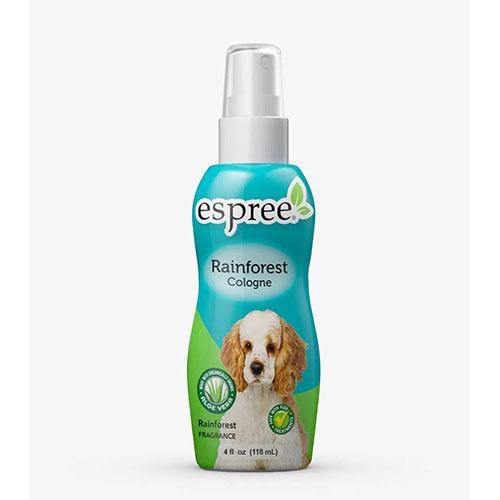 ESPREE (Эспри) Rainforest Cologne - одеколон с ароматом тропического леса для собак