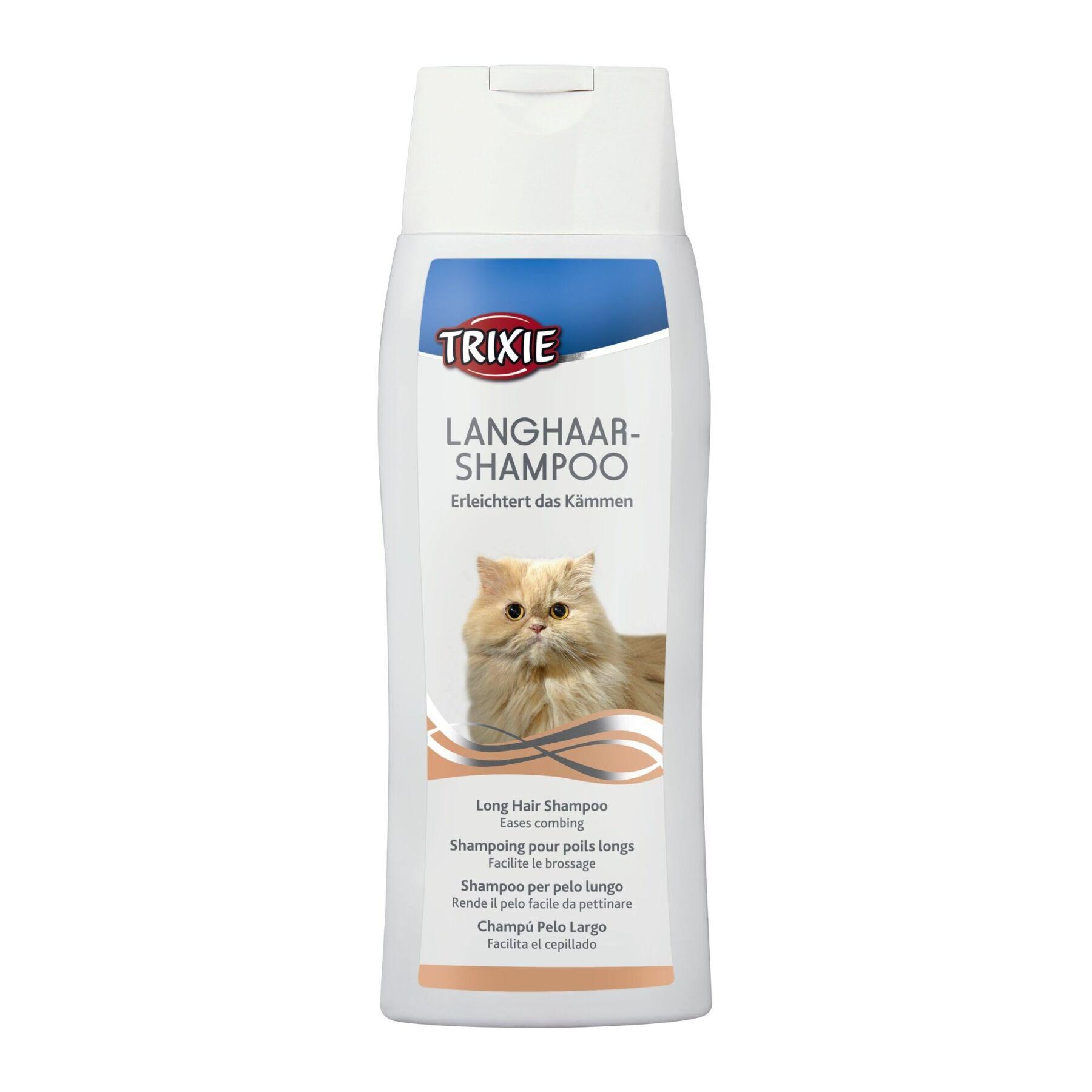 Шампунь Trixie для длинношерстных кошек