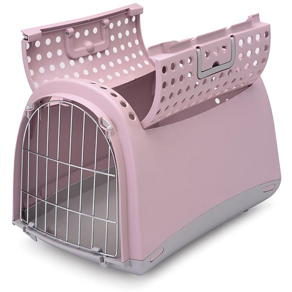 Imac Linus Cabrio - переноска для собак и кошек, пластик