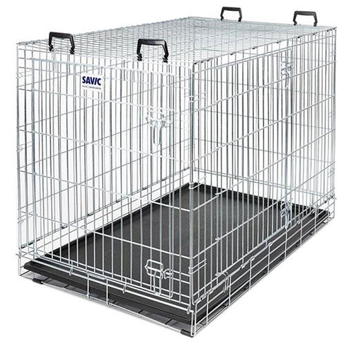 Savic Dog Residence - клетка для собак, цинк