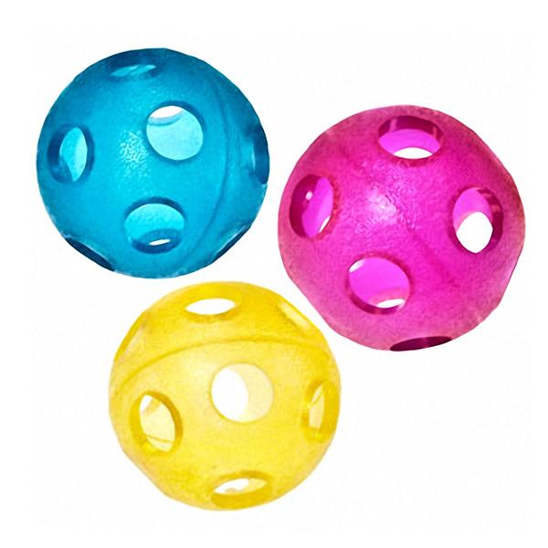 Flamingo Good4Fun Ball - Фламинго гуд фо фан мяч игрушка для собак, латекс