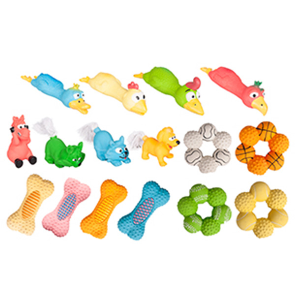 Flamingo Toys - Фламинго игрушки для собак, жеребенок, щенок, котенок, хвост из каната, латекс