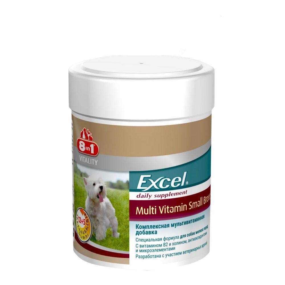 8in1 Vitality Multi Vitamin витамины для мелких пород