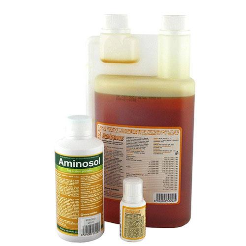 Canvit Amino sol - Аминосол - иммуномодулятор для всех видов животных