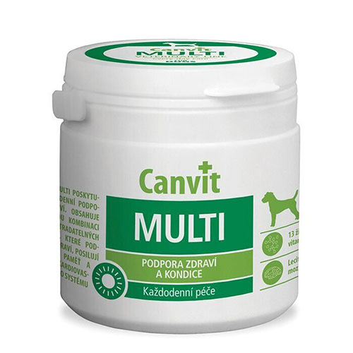 Canvit Multi for dogs - Витаминная кормовая добавка для собак