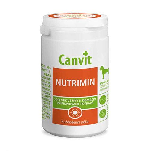 Canvit Nutrimin for dogs - Комплексная кормовая добавка биологически активных веществ