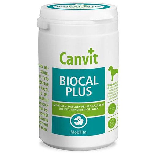 Canvit BIOCAL PLUS Минеральная кормовая добавка для собак