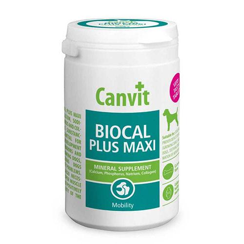Canvit BIOCAL PLUS MAXI Минеральная кормовая добавка для крупных пород