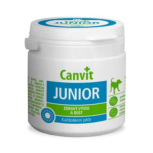Canvit Junior (Канвит Юниор) Кормовая добавка для щенков