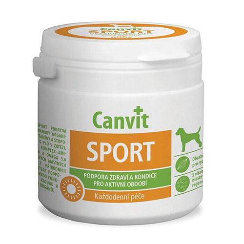 Сanvit Sport for dogs - Кормовая добавка для собак при физической и физиологической нагрузках