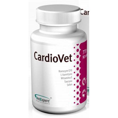 VetExpert CardioVet (Кардиовет) для собак страдающих кардиомиопатией и эндокардиозом