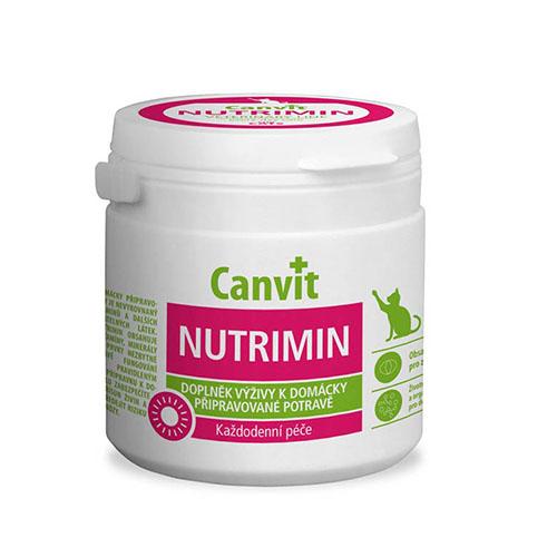 Canvit Nutrimin for cats -  Комплексная кормовая добавка биологически активных веществ