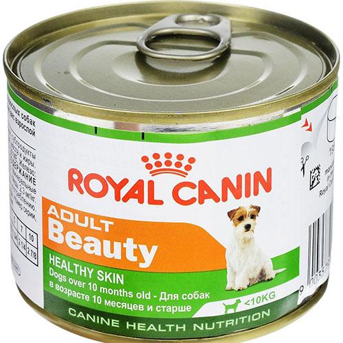 Royal Canin Adult Beauty Wet - консервы Роял Канин для красивой шерсти