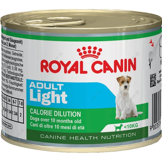 Royal Canin Adult Light - консервы Роял Канин для собак с лишним весом