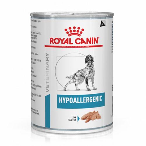 Royal Canin Hypoallergenic - корм Роял Канин гипоаллергенный диетический для взрослых собак и щенков