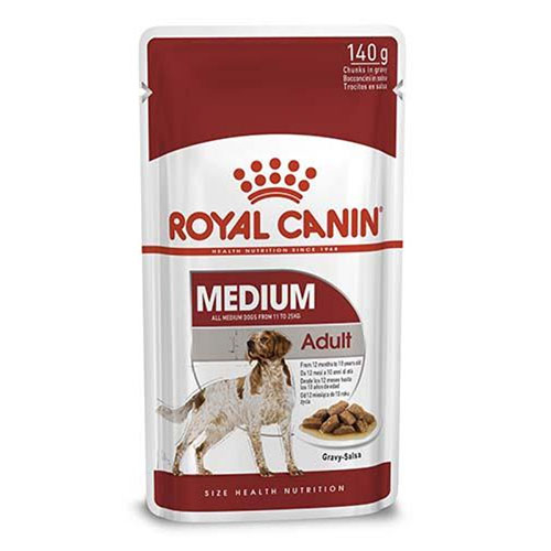Royal Canin Medium Adult - консервы Роял Канин для собак средних пород