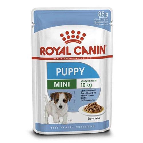 Royal Canin Mini Puppy - консервы Роял Канин для щенков мелких пород