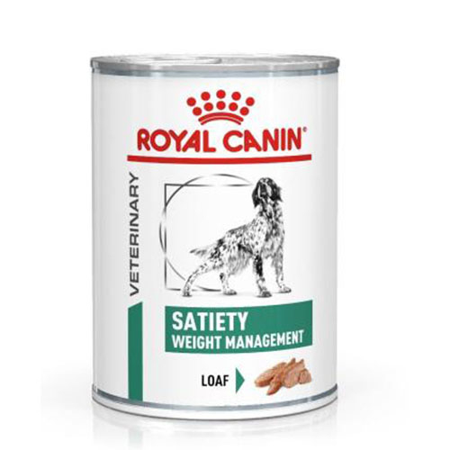 Royal Canin Satiety Dog - консервы Роял Канин для собак с лишним весом