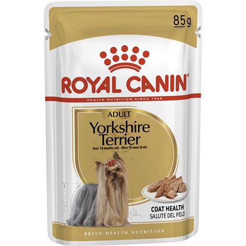 Royal Canin Yorkshire Terrier - консервы Роял Канин для йоркширских терьеров