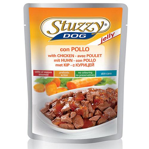 Stuzzy Dog Chicken Jelly ШТУЗИ ДОГ КУРИЦА в желе корм для собак