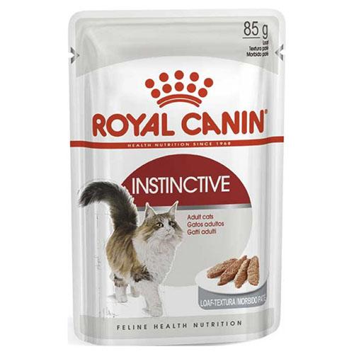 Royal Canin Instinctive Loaf - паштет для взрослых кошек