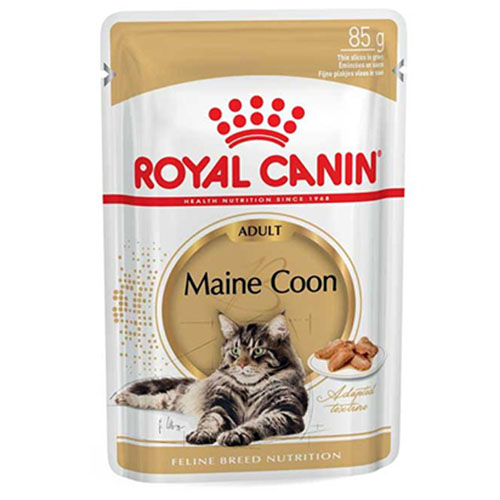 Royal CanIn Maine Coon - корм Роял Канин для кошек породы мейн-кун